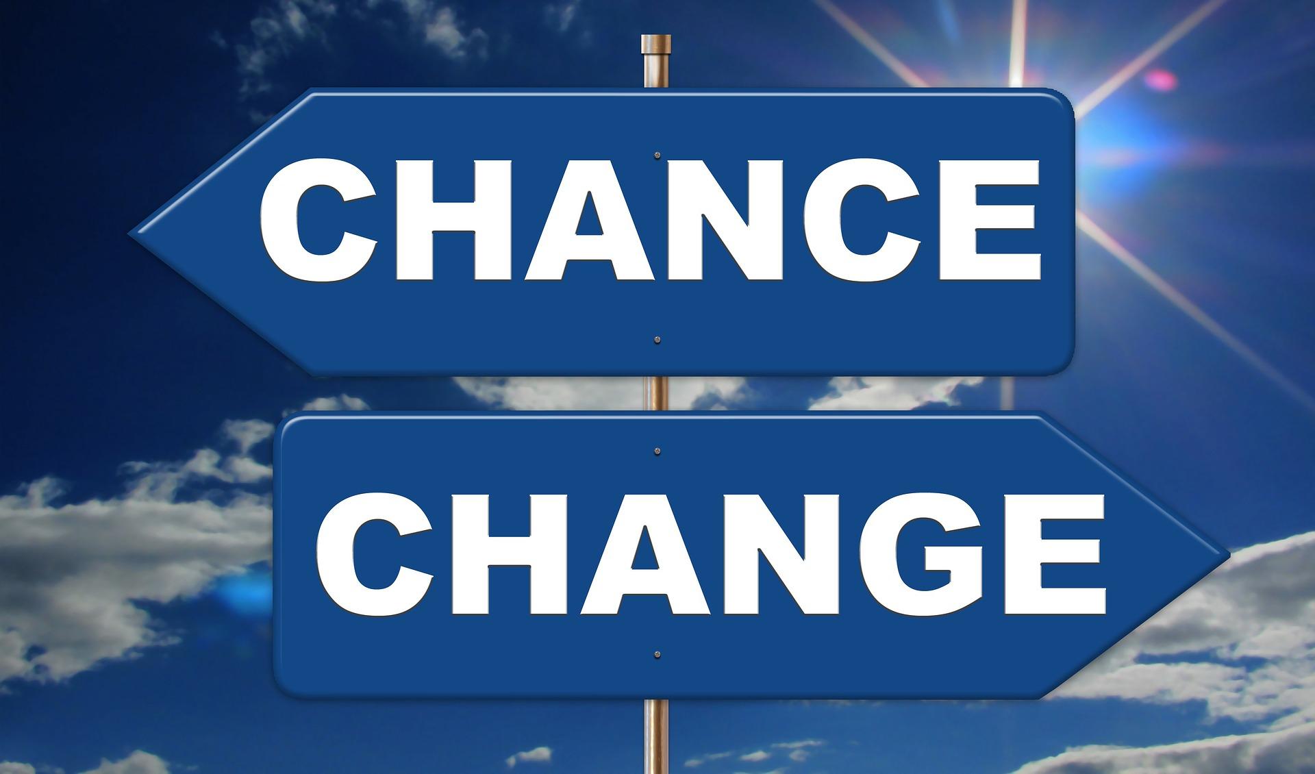 Change & Chance